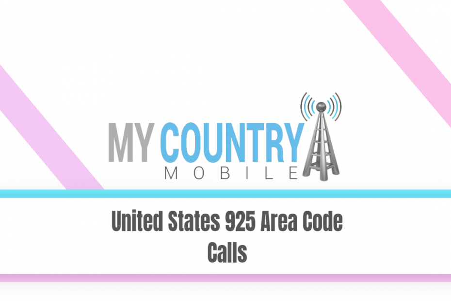 United States 925 Area Code Calls - My Country Mobile